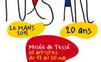 EXPOSITION D'ADRIENNE ARTH DU 17 AU 20 MAI 2012 AU MANS
